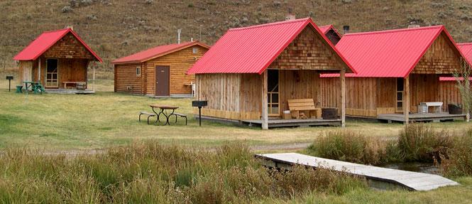Wilderness Edge Resort