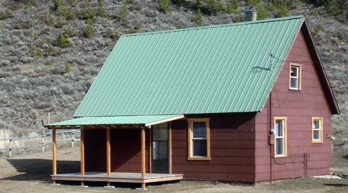 Horn Cabin, Wilderness Edge Resort